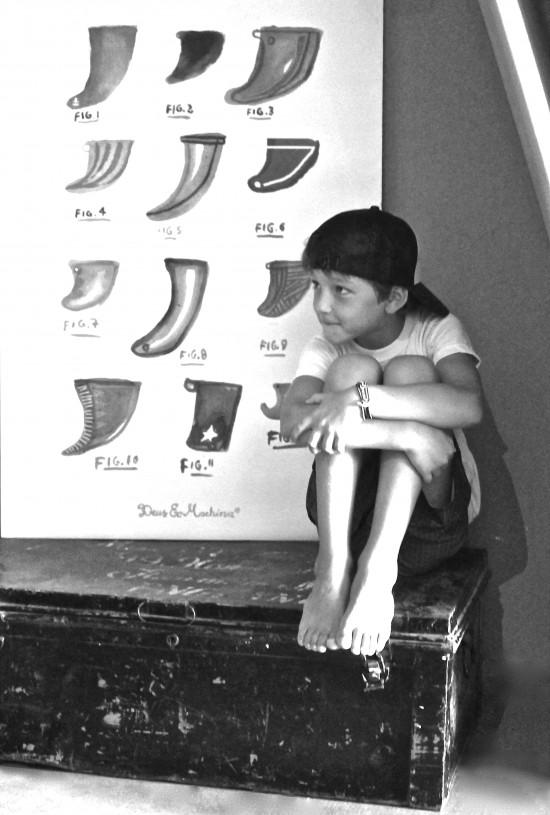 Moda infantil al estilo Cabo de Gata_5