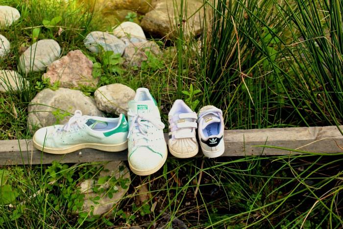 Un día de senderismo con los niños en Las Canales 33