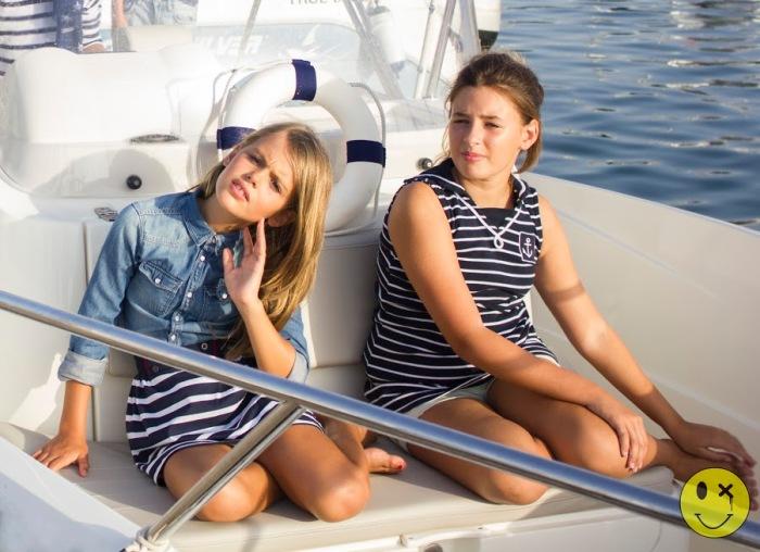 11 un paseo en barco por Almería