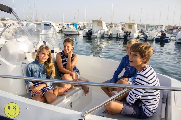 8 un paseo en barco por Almería