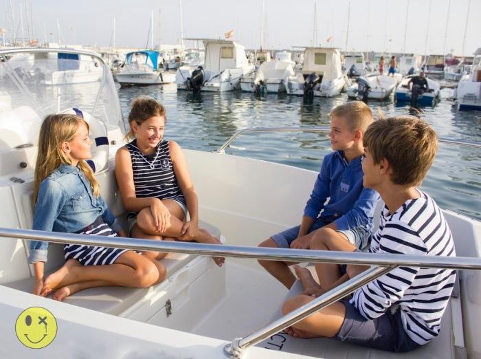 6 un paseo en barco por Almería