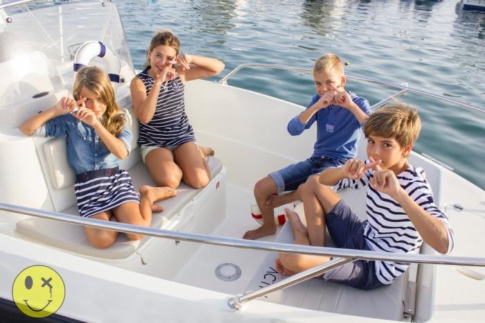 un paseo en barco por Almería
