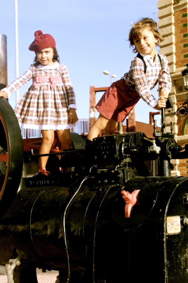 tren con estilo mini fashionistas moda infantil