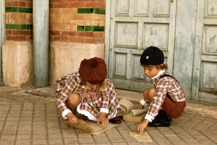 moda infantil moda tradicional