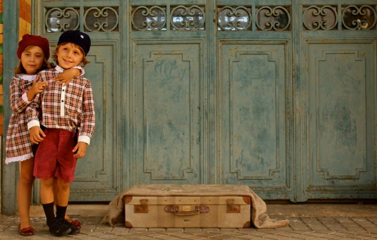 moda niños tradicional