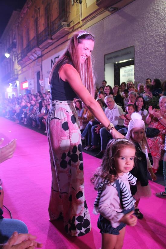 nueva pasarela niños y niñas moda