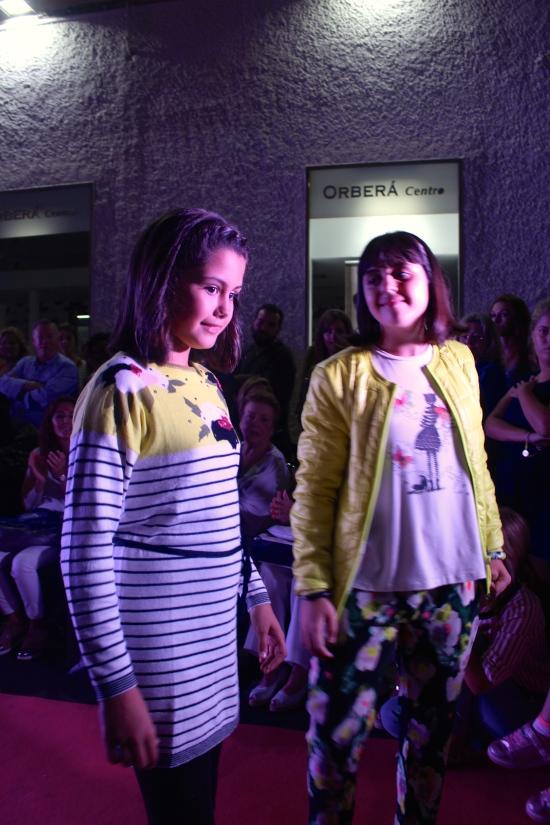 imagen niños moda de rayas