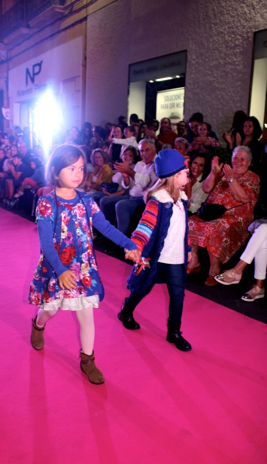marcando estilo moda niños