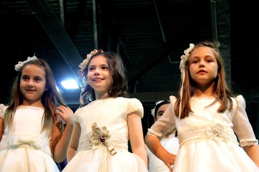 peques a la ultima en moda infantil ceremonia comuniones 2015-2016