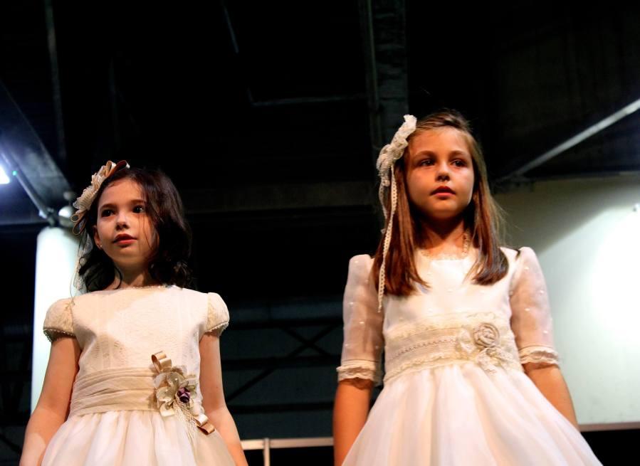 niñas princesas en su primera comunión 2015-2016