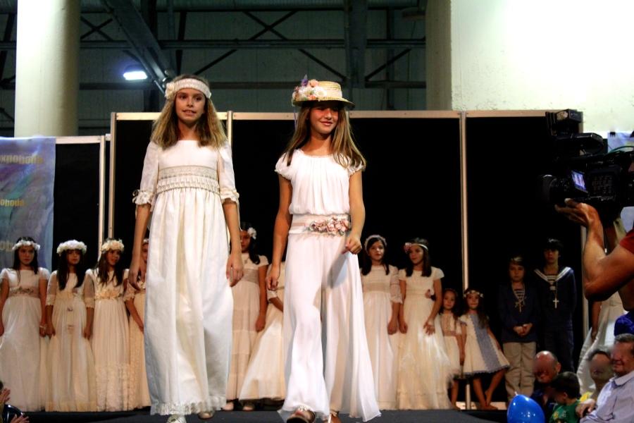 sombreros y detalles que no dejan indiferente a nadie en moda infantil comuniones 2015-16