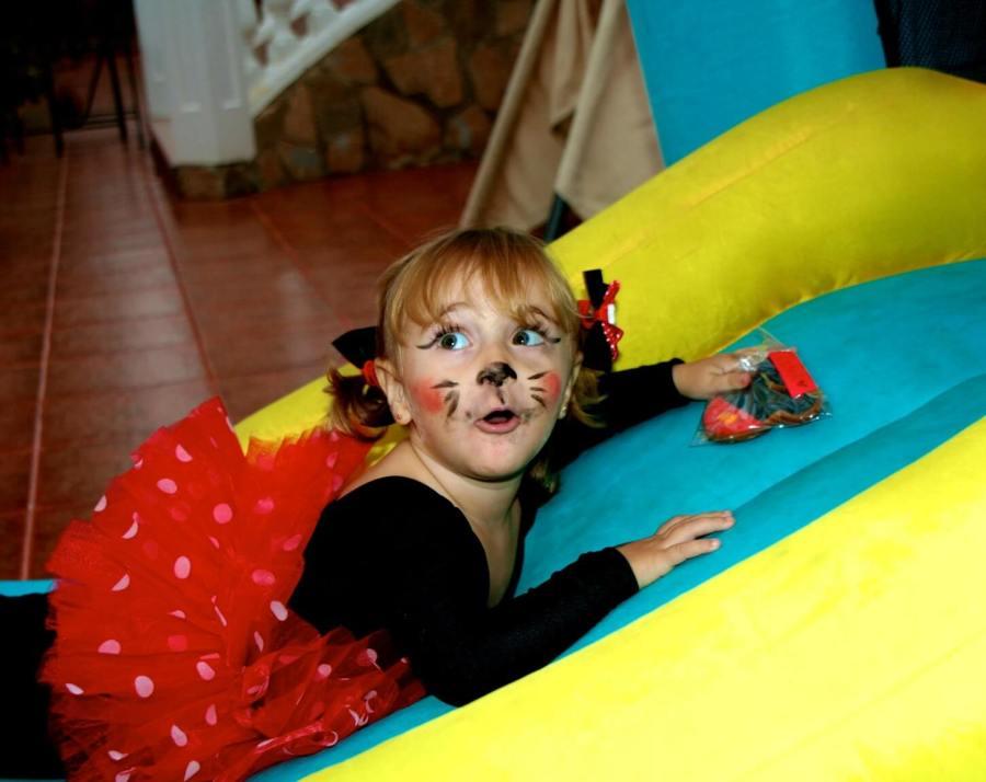 coochonetas y mil juegos para fiesta cumple mini mouse
