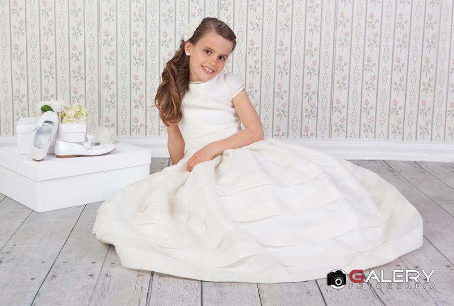 moda infantil pequeñas princesas comunión 2015-2016