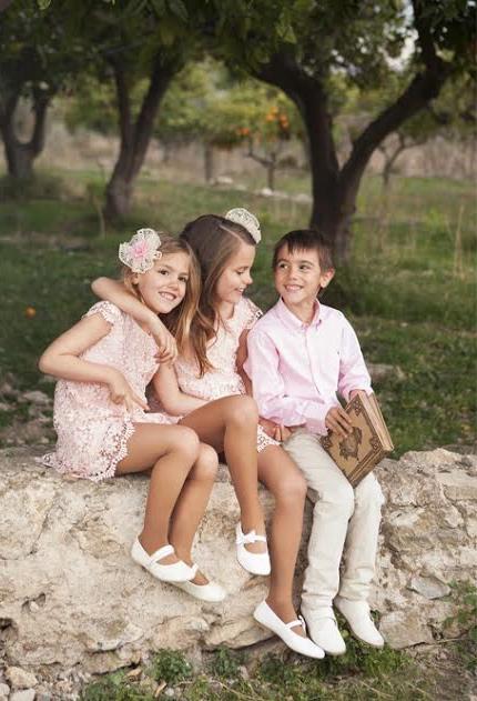 pequeños de moda comunión 2015-16