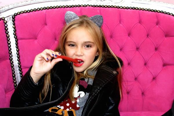moda rockera a la última lo más trendy moda infantil