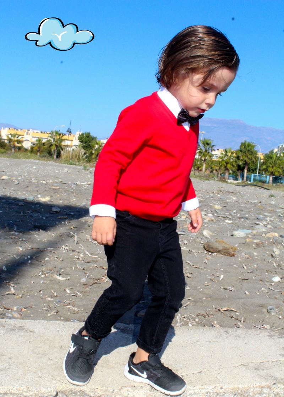 MODA INFANTIL CON LOS MÁS ENANOS EN NOCHE VIEJA 205-16