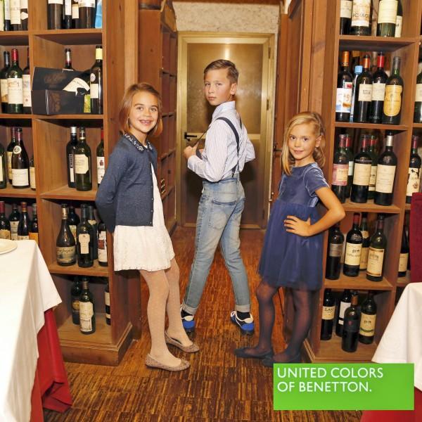 los peques nos desean feliz moda infantil y año nuevo