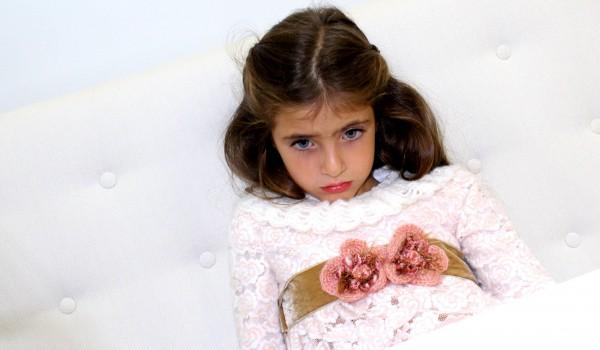 princesa con estilo 2016 ceremonia moda infantil niñas