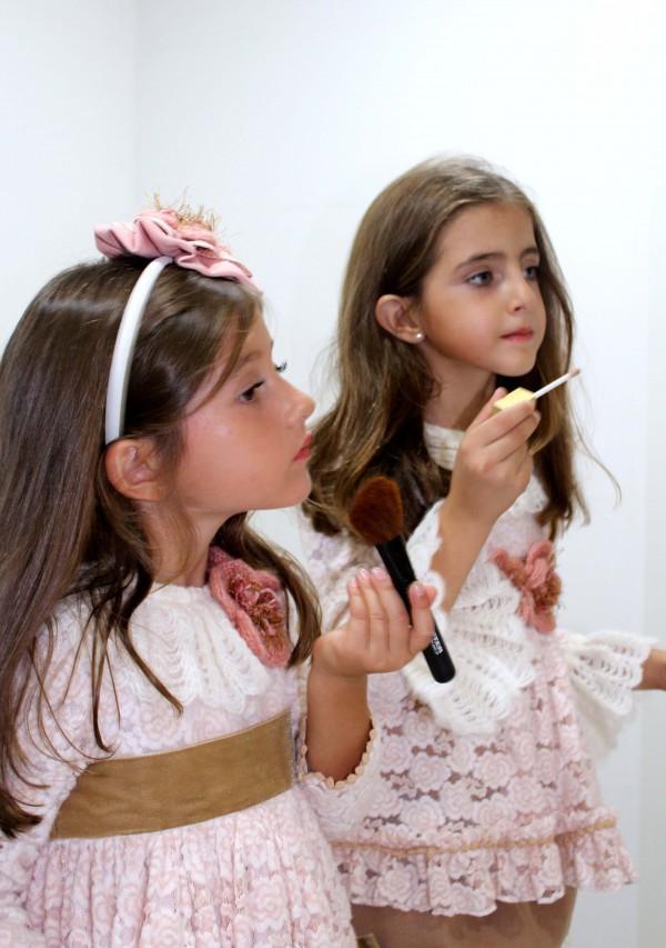 presumidas minis con trajes de ceremonia moda infantil