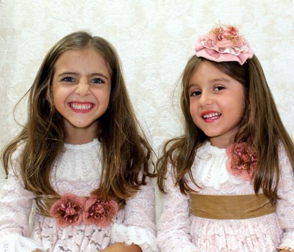 princesas por un día con sus vestidos tan sofisticados moda infantil