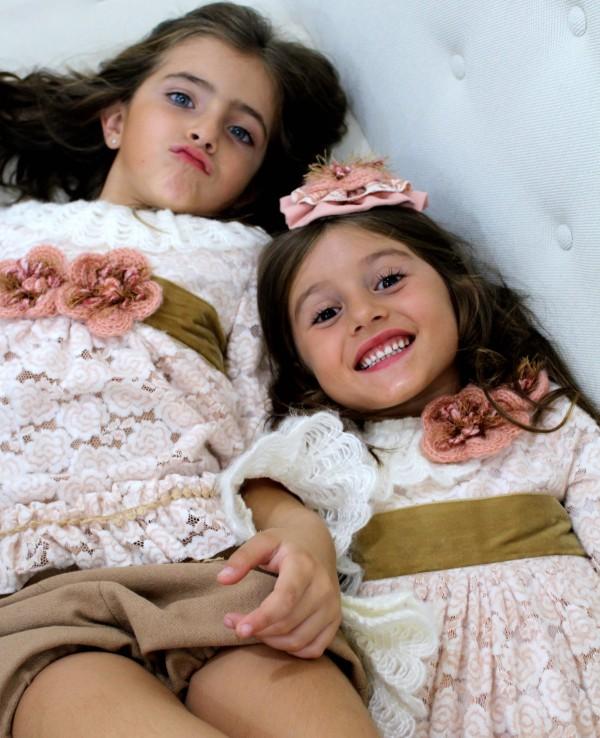 moda infantil para princesas de la casa 2016 moda infantil