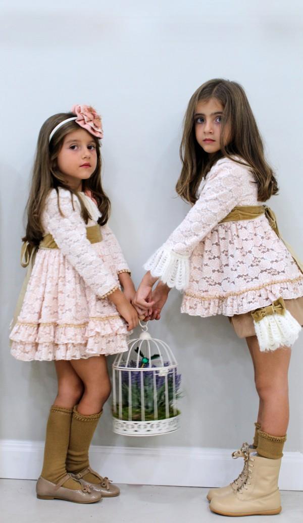 niñas con estilo propio moda infantil 2016 ceremonias y comuniones