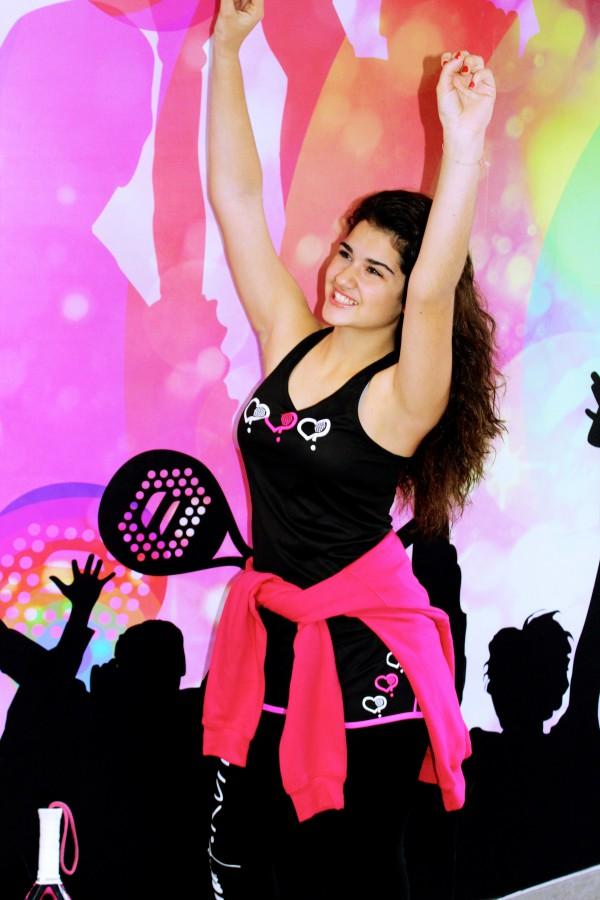 Ropa deportiva I love padel almeria moda infantil