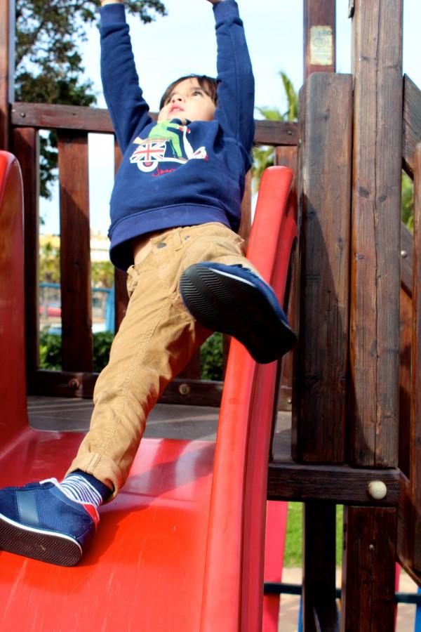 moda infantil con peques muy urban y casual
