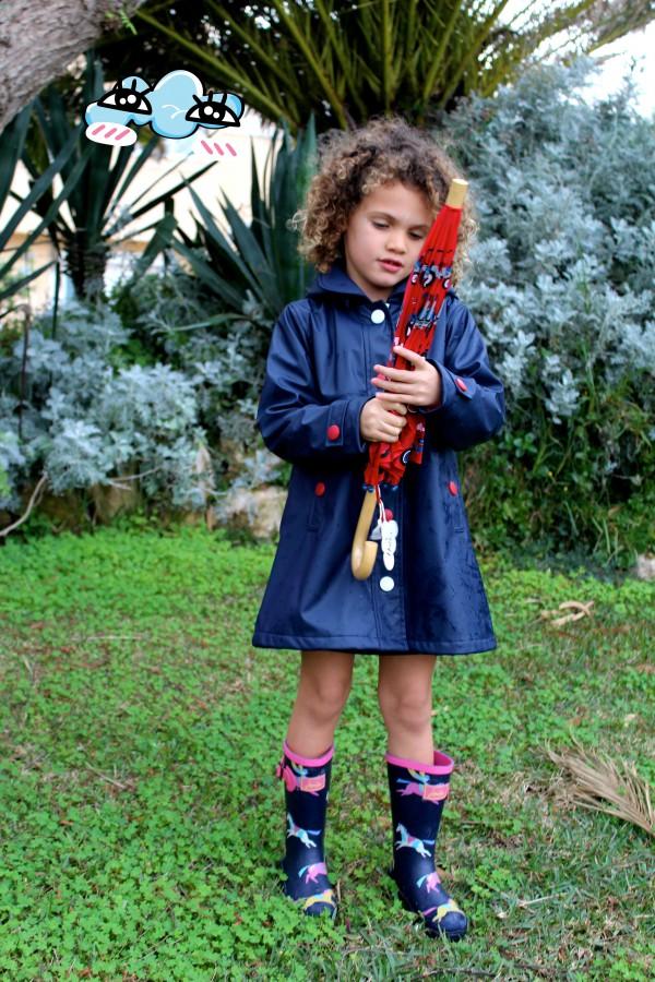 chubasqueros moda infantil 2016