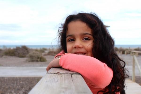 HAWAIANA CON MUCHO FLUOR MODA INFANTIL ALMERIA 2016