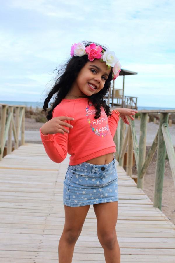 MODA INFANTIL ALMERIA HAWAIANA MUY TRENDY 2016