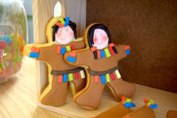galletas de indios lo más trendy para tu party west