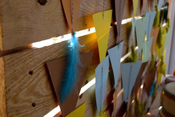 detalles con plumas para tu fiesta west trendy