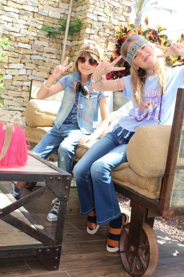 look hippie para esta primavera verano moda infantil almeria