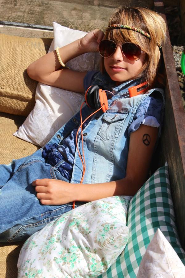 look hippie para esta primavera verano moda infantil almeria lo más trendy