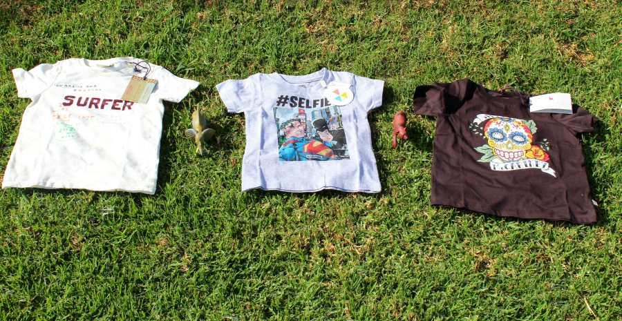camisetas super chic para niños moda infantil almeria stella mccartney, eleven parís o stoch