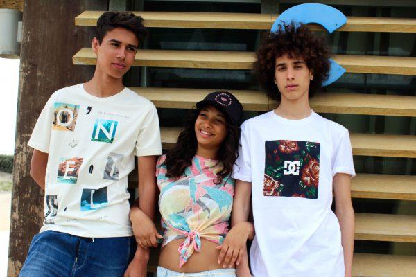 ropa surfera oneill entre otras marcas moda juvenil verano 2016