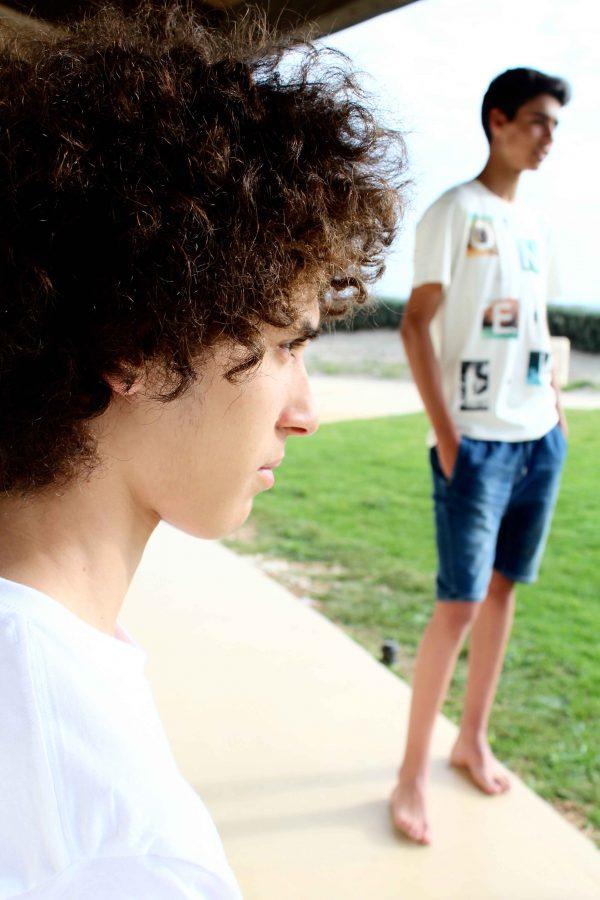 pantalones y camisetas surcares para esta temporada verano 2016 moda infantil almeria