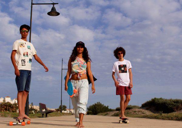 moda a la última en ropa surfera verano 2016 juvenil e infantil