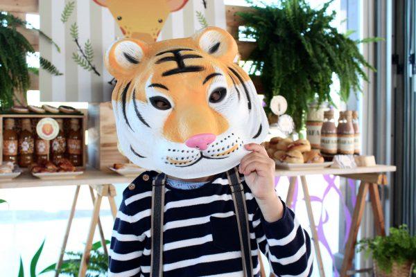 fiesta temática safari cumpleaños moda infantil almería