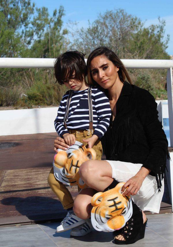 fiesta safari con mamá trendy moda infantil almeria