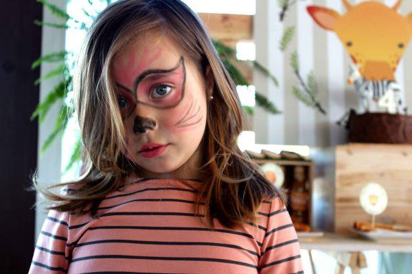 fiesta safari cumpleaños para niños moda infantil almeria