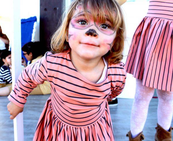 divertida fiesta temática safari para niños muy trendy moda infantil almeria