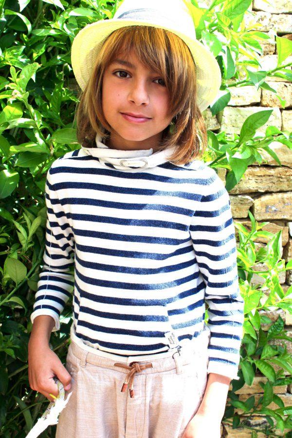 moda chic marinera para esta primavera verano 2016 moda infantil almeria