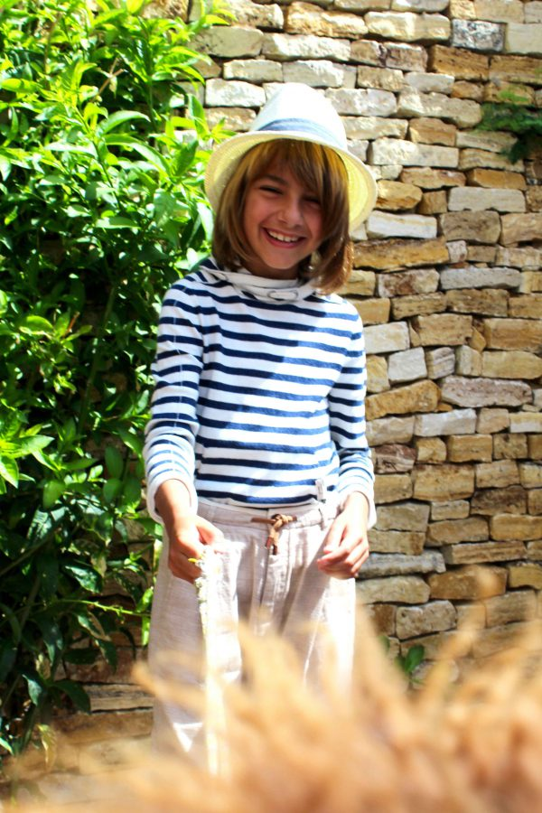 marinero chic a la última moda infantil almeria