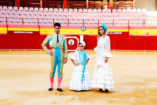 cruces de mayo taurino moda flamenca andalucía