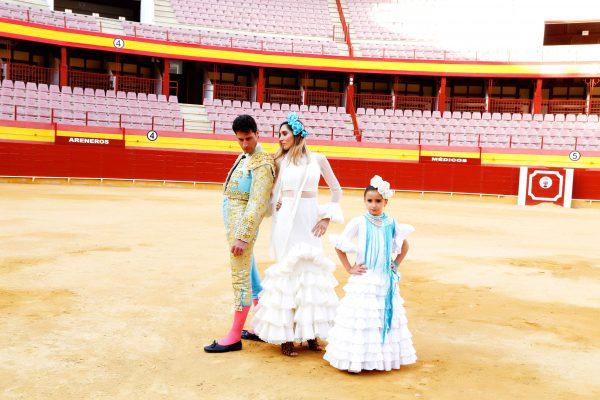 traje flamenca moda andalucía
