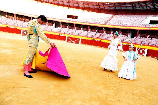 moda flamenca 2016 traje blanco
