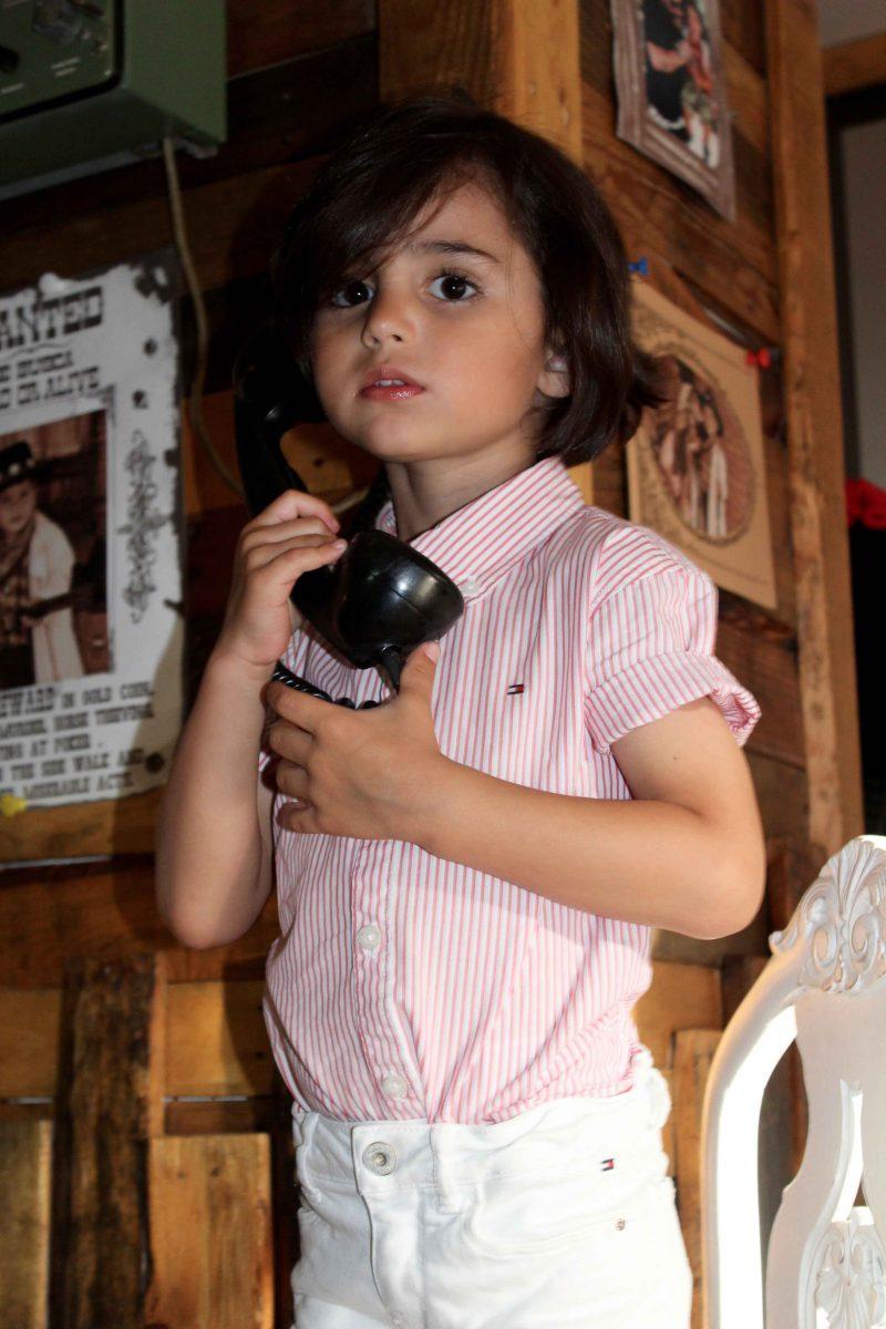 moda infantil almería presenta camisa hipster tommy