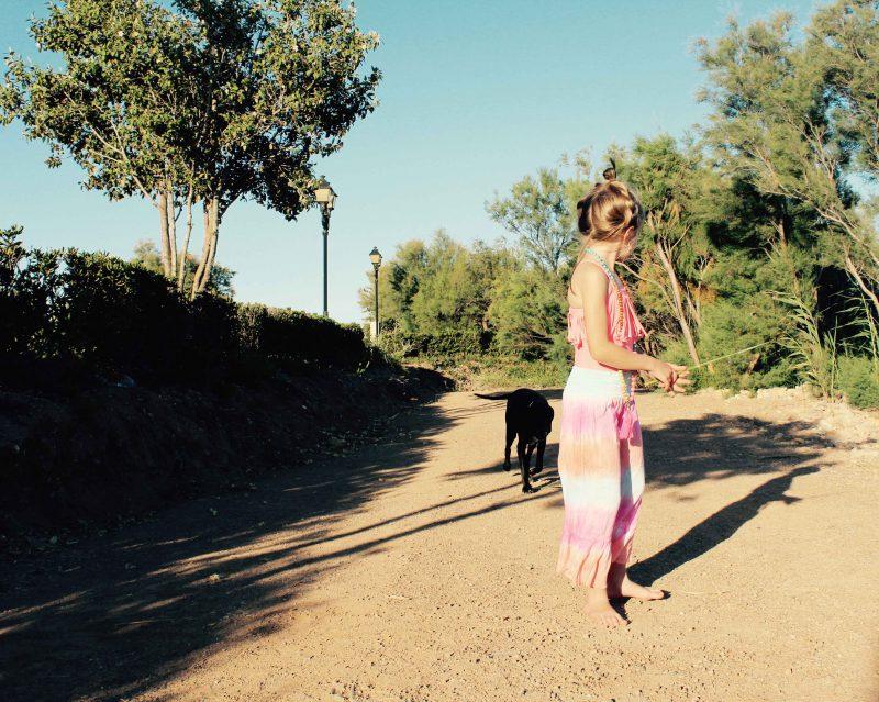 wacamono y melé beach son lo más fashion y hippie a la vez para niños moda infantil almería